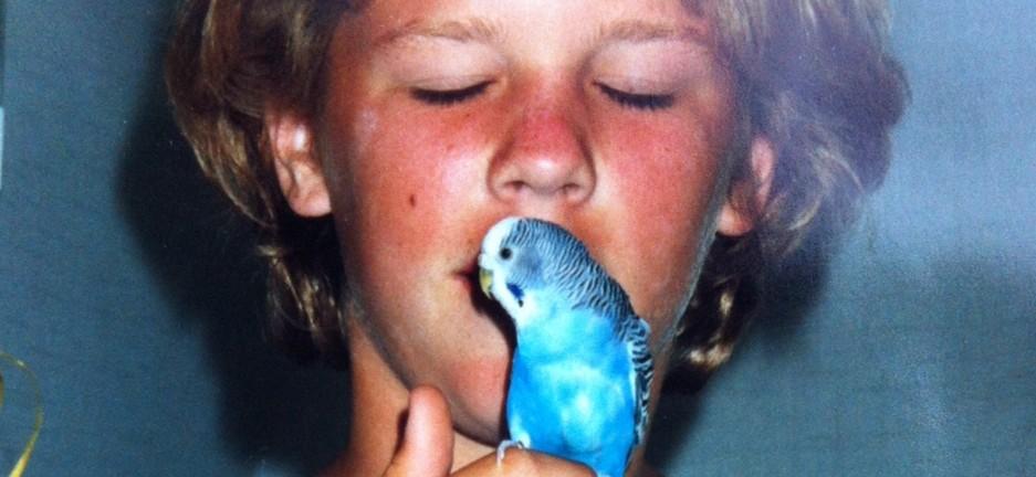 Mijn liefde voor dieren – het zat er al vroeg in