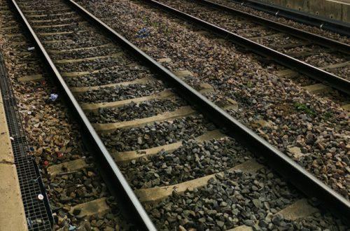 Waar zou ik zijn zonder de trein?